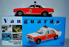 Gorgi Vanguards 1/43 Ford Consul 3000GT Lancashire Constabulary