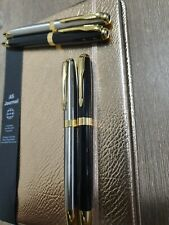 Luxury Parker pen Ballpoint Silver/Gold Metal Stainless Steel INK Included NoBox