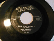 PLAS JOHNSON blue jean shuffle / PLASMA TAMPA   45