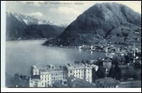 LUGANO Schweiz Tessin ~1920 Paradiso Monte S. Salvatore
