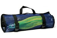 "15"" Large 6 Pocket Lure Bag, Full velcro pockets. FREE POST"