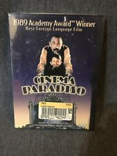 Cinema Paradiso (Dvd, 1999, Widescreen) Brand New Factory Sealed