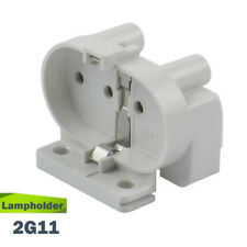 2G11 Base Lampholder 4 Pin 2G11 Tube Socket Adapter Connector Lamp Holder