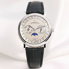 Vacheron Constantin Triple Moonphase Calendar 47052 18K White Gold