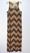 Show Me Your Mumu Maxi Dress Womens Size XL Geometric Print Sleeveless