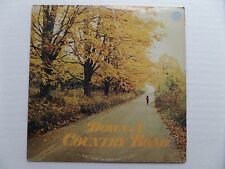 Down A Country Road - 1974 - 1P6112 - LP VG+