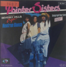 """7"""" Single - Pointer Sisters - Neutron Dance - s185 - washed & cleaned"""