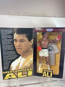 "1997 Starting Lineup Muhammad Ali 97 Timeless Legends 12"" Boxing Figure NEW"