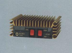 ZETAGI B-150 R AMPLIFICATORE LINEARE 27 MHz/CB cod.33033