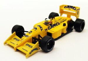 Onyx 1/43 Scale Model Car 008 - F1 Lotus 100T - S.Nakajima