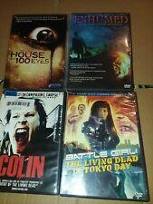 Horror Dvd Lot!!! Exploitation! Synapse! Zombies! Rare! Oop!