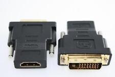 HDMI auf DVI Adapter / HDMI zu DVI / 1080p / FULL HD / PC TV Beamer PS4