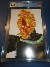 Avengers #36 Timeless Alex Ross Virgin Ghost Rider Variant CGC 9.8 NM/M Gem Wow