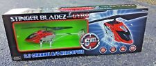 Stinger Bladez with Gyro - 3.5 Channel R/C Helicopter by Novelty Inc New