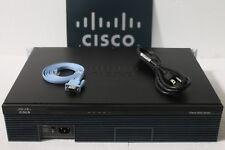 Cisco 2911-SEC/K9 - Security Bundle Router W/SecurityK9 License CISCO 2911-sec