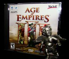 Age of Empires III 3 MAC Macintosh w/Update OSX Mojave Compatible