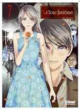 mangas La Tour Fantôme tome 7 Seinen Taro Nogizaka Glénat Suspense Fantastique