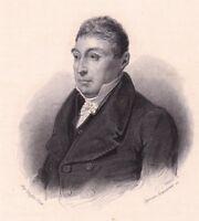 Gilbert du Motier de La Fayette Lafayette Révolution Française Ary Scheffer