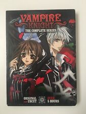 Vampire Knight: The Complete Series (DVD, 2-Disc Set)