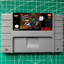 CAPTAIN AMERICA AND THE AVENGERS - SNES USA version FREE SHIPPING