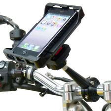 Support de vélo de GPS noirs pour téléphone mobile et PDA Apple