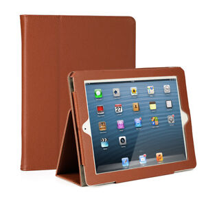 Magnetic Smart Stand Case Hard Shockproof Folio Cover For Apple iPad 2 3 4 4th