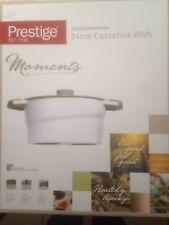 Prestige Moments Cast Aluminium 24cm Casserole Dish