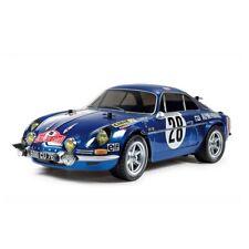 Tamiya Alpine A110 Vainqueur Rallye de Monte Carlo 1971 1:10 RC Voiture Miniature (58591)
