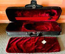 More details for eastman ca1402 cordura oblong 3/4 violin case with shoulder carry strap