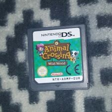 Game Card Animal Crossing: Wild World (Nintendo DS, 2005) For DS / DSi / 3DS XL