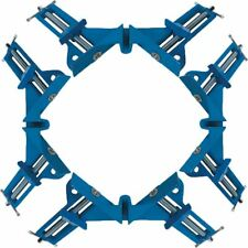 4 x Silverline 75mm Corner Clamps Mitre Clamp Picture Framing Right Angled