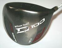 Wilson Staff D-100 Super Light Driver with Matrix Ozik HD4.1 regular flex shaft