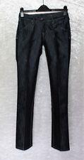 L32 Damen-Jeans mit Glanz-Effekt Normalgröße