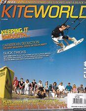 Kite World magazine Caribbean seduction Slick tricks Langerees style Harness