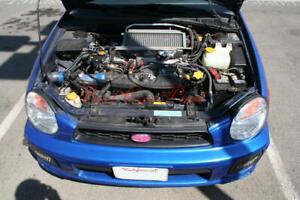 BCP BLUE For 2002-2007 WRX/STi 2.0L/2.5L Turbo Cold Air Intake Kit