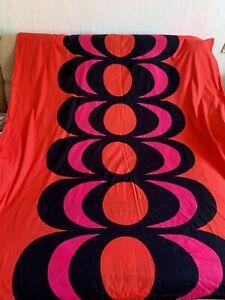 MARIMEKKO KAIVO duvet cover+2 pillowcases 78*55inch cotton