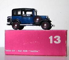 Rio   Fiat508 Balilla 1932-37 Ref:13