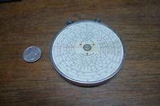 "Fowler'S ""Twelve-Ten"" circa 1936 Ultra Rare Vintage Calculator Works Perfectly"
