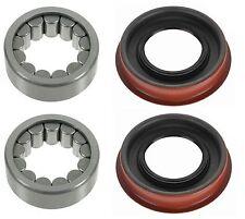 Rear Wheel Bearing & Seal Set 1995-2013 CHEVROLET TAHOE (For New Axle) PAIR