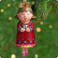 "2000 Hallmark Keepsake ""Daughter"" Ornament"