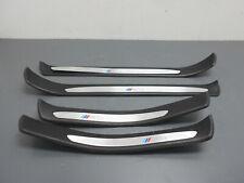 2006 06 07 08 09 10 BMW M5 E60 Door Sill / Scuff Plates #2988