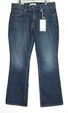 Levi's 515 - 8 Short (8P/PM) - NWT - Medium/Dark Blue Wash Denim Boot Cut Jeans