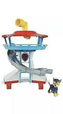 Paw Patrol - The Lookout Playset with Chase NEW