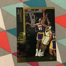 Elden Campbell #SE44  Lakers 1994-95 UD Upper Deck Special Edition Gold parallel