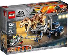 LEGO® Jurassic World™ 75933 T. rex Transport NEU OVP_ NEW MISB NRFB