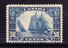 CANADA 1929 SG284 50c blue - mounted mint. Catalogue £150