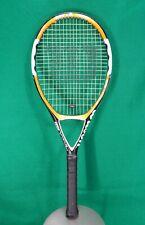 WILSON N Focus Hybrid Oversize tennis racquet Grip sz 2  4 1/4