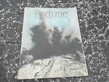 MARCH 1944 vintage FORTUNE business magazine - GREAT ADS