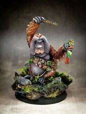 Dark Sword Miniatures Orangutan Mage Model - 39006