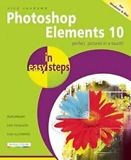 Photoshop Elements 10 In Easy Steps, Excellent, Books, mon0000063601